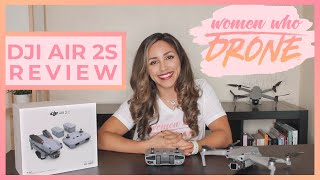 DJI Air 2S feat. Women Who Drone
