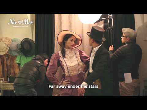 LINE   Nic & Mar Music Video  Far Away  Simon Adams