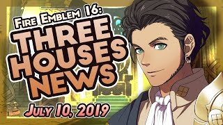 Advanced Classes & Online Features - Fire Emblem: Three Houses News