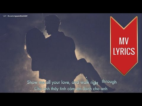 I Lay My Love On You   Westlife   Lyrics [Kara + Vietsub HD]