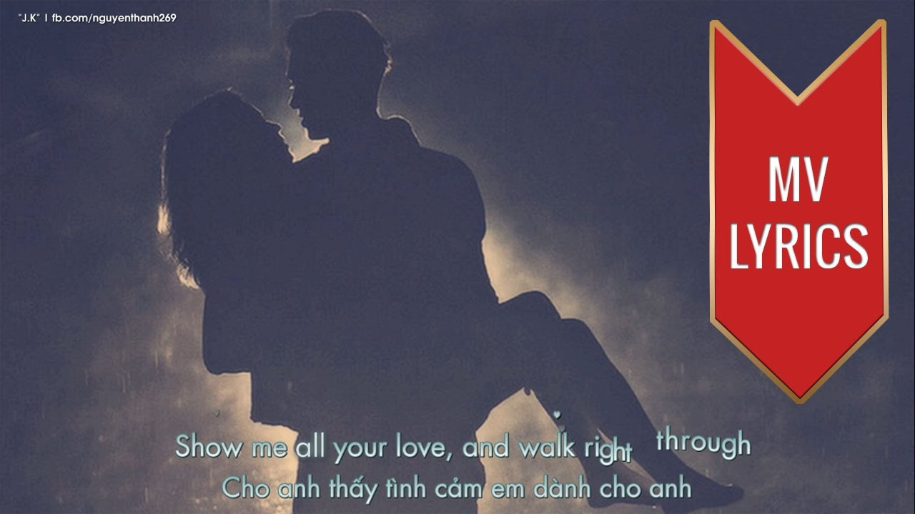 I Lay My Love On You | Westlife | Lyrics [Kara + Vietsub HD]