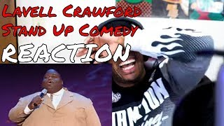 Lavell Crawford - Stand-Up Comedy REACTION | DaVinci REACTS