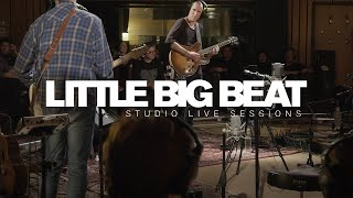 SHAWN JONES - FIRST ONE OUT THE DOOR - STUDIO LIVE SESSION - LITTLE BIG BEAT STUDIOS