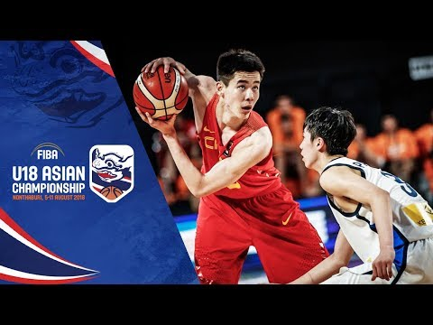 China def. Korea, 90-85 (REPLAY VIDEO) Advances to Semis against New Zealand