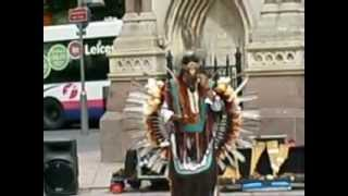 Indian Music Show at Leicester Clock Tower