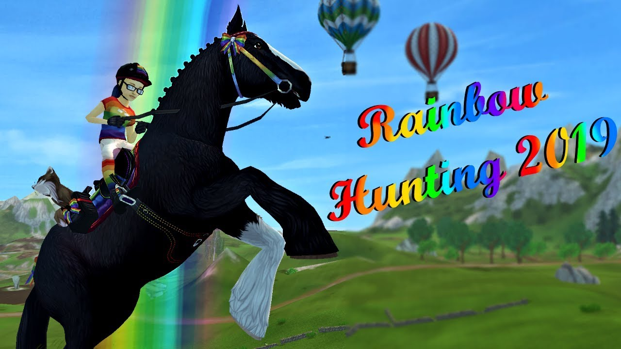 2019 Rainbow Hunting & Star Coins Code ~ [SSO] Star Stable Online