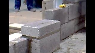 Blockwork Piers Intermediate (video 7 of 8)