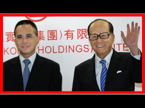 Breaking News | Tycoon Victor Li makes second big move as Hutchison boss