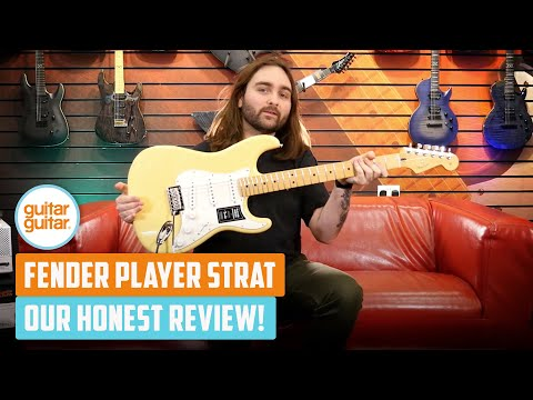 Fender Player Stratocaster | Our Honest Review