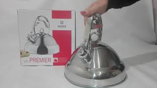 Чайник Vinzer Premier 2,6 л 89006 - ОБЗОР