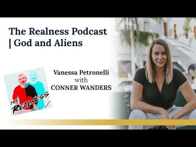 Vanessa Petronelli with Conner Wanders