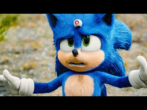 This One Is Cute Scene - SONIC: THE HEDGEHOG (2020) Movie Clip