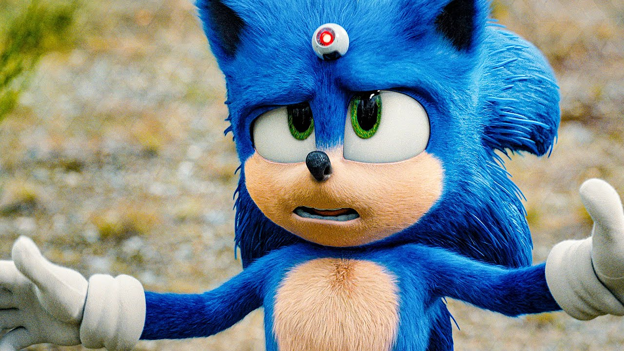 This One Is Cute Scene Sonic The Hedgehog 2020 Movie Clip Youtube