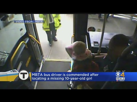 MBTA Bus Driver Earns Praise For Finding Lost Girl