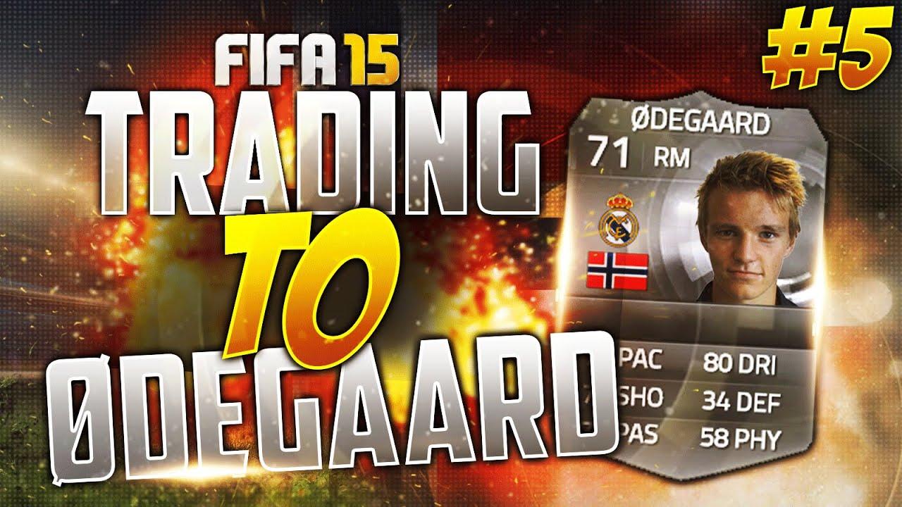 Ödegaard Fifa 15