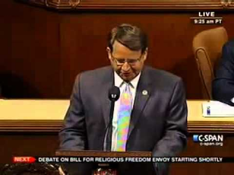 Representative Gary Peters on the House floor July 27, 2011