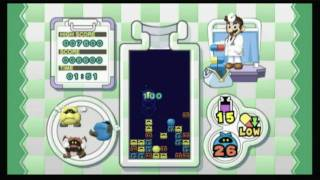 CGR Undertow - DR. MARIO ONLINE RX for Nintendo Wii Video Game Review