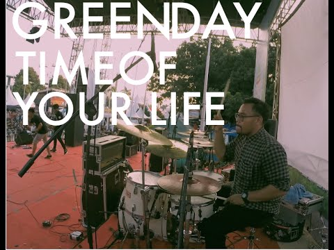 Time of your life - Greenday Cover Punk (Drumcam)
