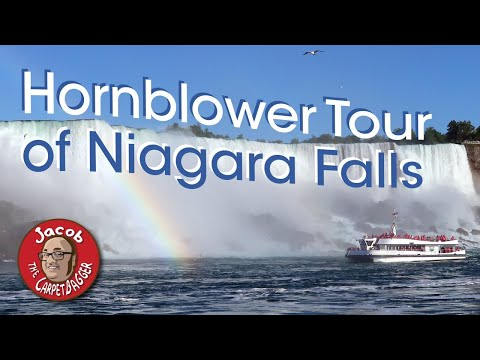 Niagara Falls By Boat - Hornblower Tour