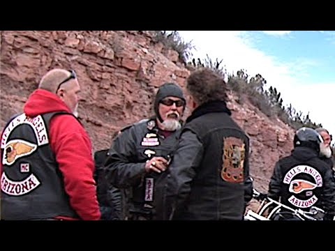 HELLS ANGELS  Patch 'No Joke'  Can Ya Keep-Up