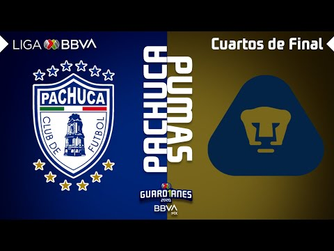 Pachuca U.N.A.M. Pumas Goals And Highlights