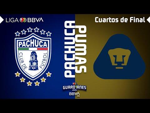 Resumen | Pachuca vs Pumas | Liga BBVA MX - Guardianes 2020 - Cuartos de Final