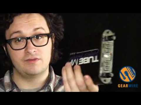 ART Tube MP Project Series Mic Pre On Guitar, Bass, Vocals, A Stool (Video)
