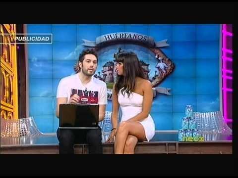 Cristina Pedroche luciendo piernas 20/06/2012 thumbnail