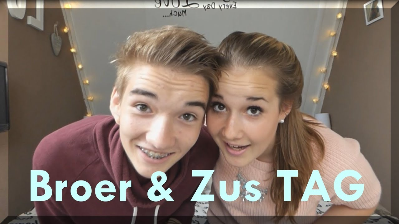 Broer Zus Tag Youtube