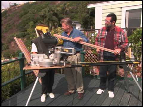 How to Build a Deck Wind Screen