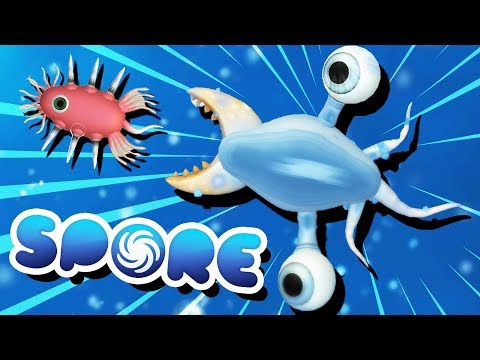 The ULTIMATE SPECIES is ALIVE! - Spore Gameplay - Part 1
