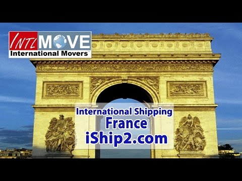 shipping overseas France Online booking  USA to France shipping overseas
