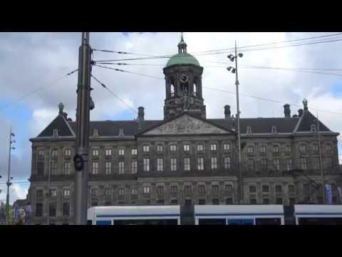 Plaza Dam, Palacio Real / Koninklijk Paleis / Amsterdam