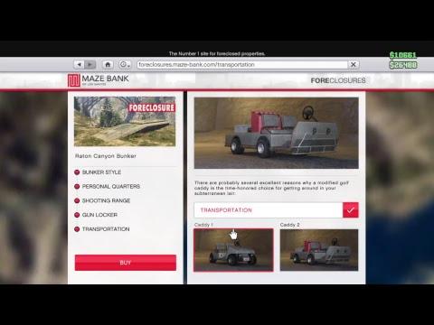 GTA Online: GUNRUNNING DLC: SUPPLYING BUNKER