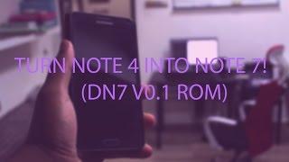 ดาวน์โหลดเพลง Dn7-mr china Note 7 Port For Note 4 N910c หรือฟังที่ VMiXe
