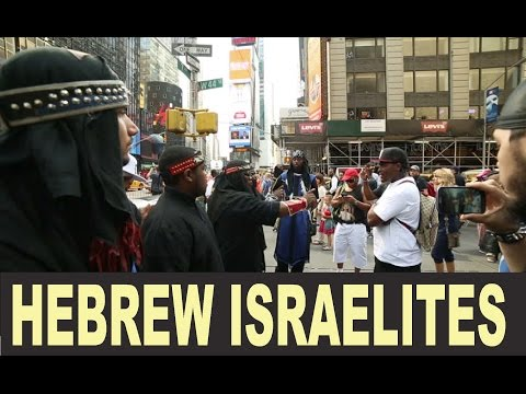 Hebrew Israelite RELIGIOUS Nonsense Leading others astray away from the truth.