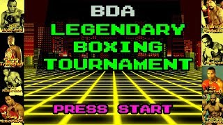 The  Legendary Boxing Tournament (Rules Explained)