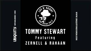 "Tommy Stewart Feat. Zernell & Rahaan - ""Bump and Hustle Music"""