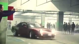 Real life Tokyo Drift.