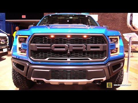 2019 Ford F150 Raptor - Exterior and Interior Walkaround - Detroit Auto Show 2019