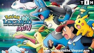 Pokemon Movie Lucario ki Toofani Shakti In HINDI PROMO