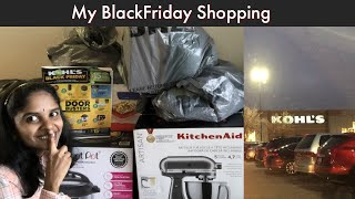 Shopping in Tamil  |Black Friday shopping | Shopping haul video | Kitchen appliance shopping