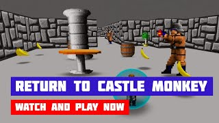 Return To Castle Monkey Ball · Game · Gameplay