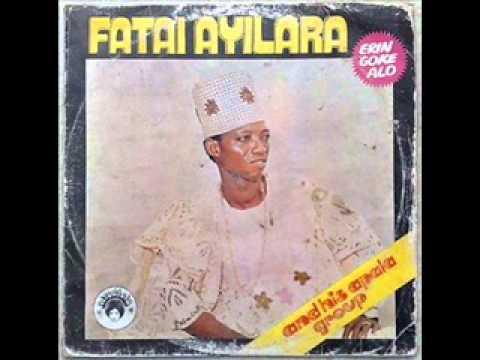 Fatai Ayilara and His Apala Group - Ero Re Siwa (Audio)