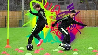CRAZY SKILLS SESSION! OMARI HUTCHINSON & SAM BAYFORD