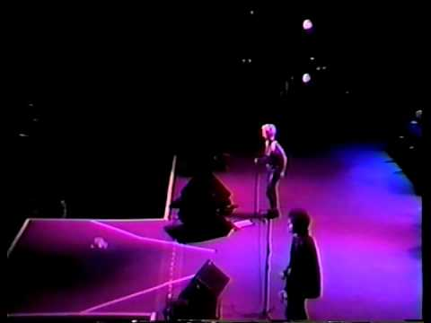 Roxette It Must Have Been Love Live in Chile  1992