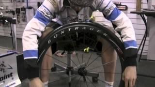 How to change a flat road bike tire easy