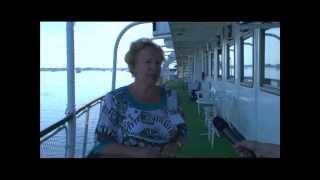 видео Речные круизы из Нижнего Новгорода