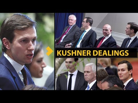 KUSHNER DEALINGS