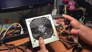 Как разобрать блок питания компьютера